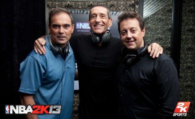 Antoni Daimiel, Sixto Miguel Serrano y Jorge Quiroga podrán el castellano en NBA 2K13 30