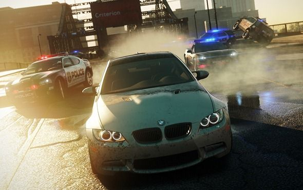 Tráiler multiplayer Need for Speed: Most Wanted 29