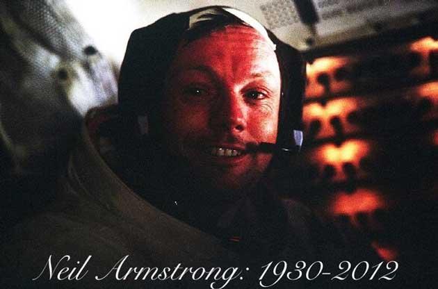 La Luna está triste, fallece Neil Armstrong 28