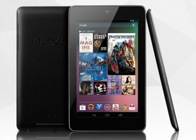 El 3 de septiembre estará disponible en Europa el Nexus 7