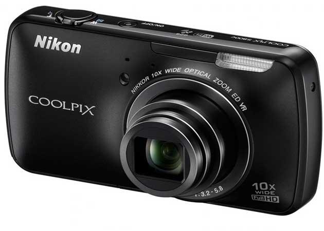 Nikon Coolpix S800c, primera cámara con Android 31