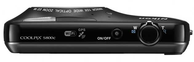 Nikon Coolpix S800c, primera cámara con Android 30