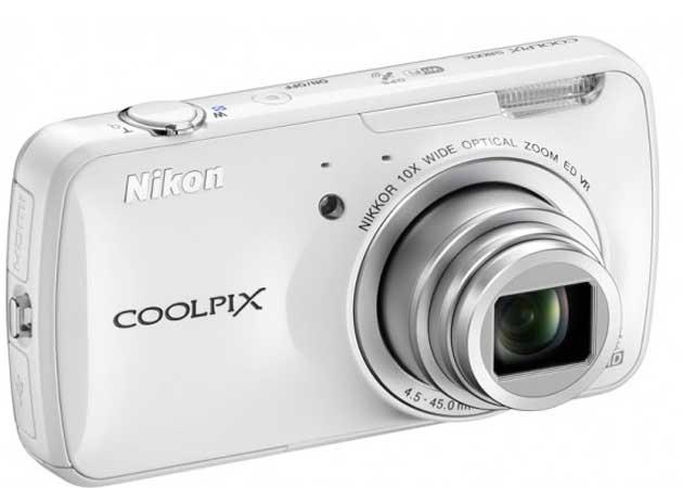 Nikon Coolpix S800c, primera cámara con Android 29