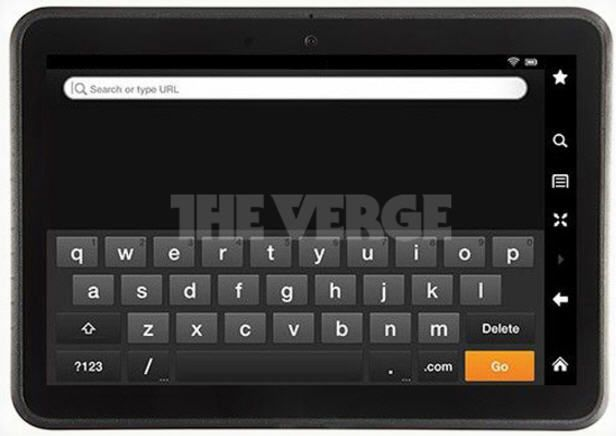 Amazon prepara su nuevo Kindle Fire y Kindle Touch