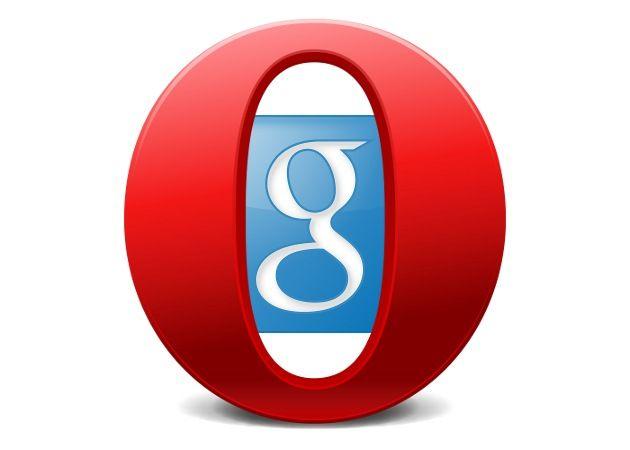 Opera-Google