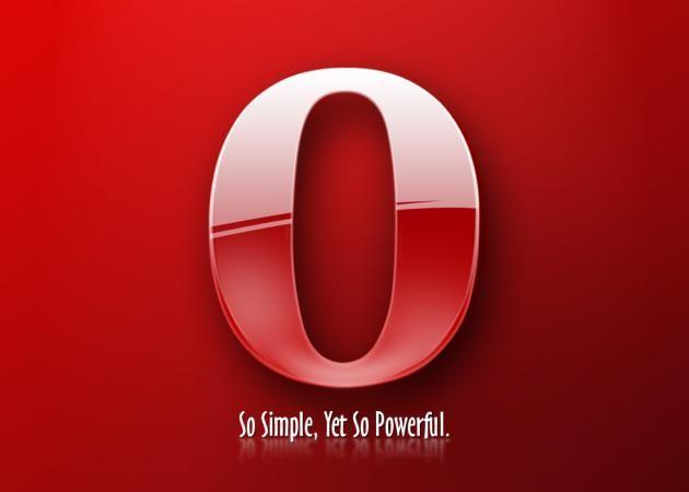 Opera 9.8 Rus
