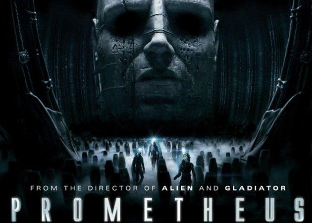 Ridley Scott trabaja en Prometheus 2 33