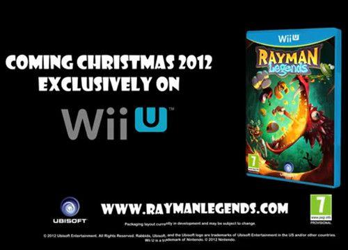 Rayman Legends para Wii U muestra las posibilidades de la nueva consola de Nintendo 31