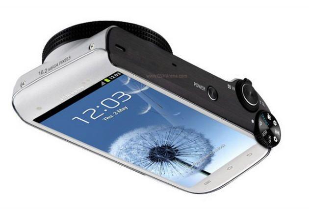 Samsung prepara su cámara fotográfica basada en Android 27