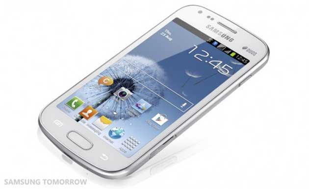 Samsung no descansa, ahora el Galaxy S Duo 30