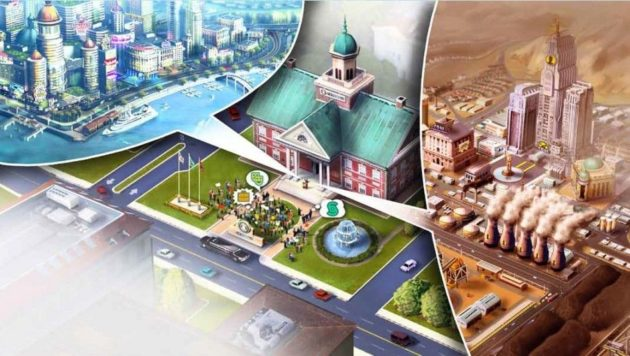 Sim City 5, game tráiler 29