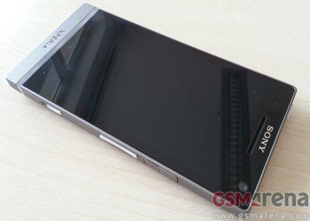 Sony Xperia SL Android filtrado antes del IFA 28