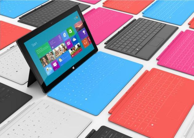 Microsoft 'pasa' de Acer y prepara Surface 2 27