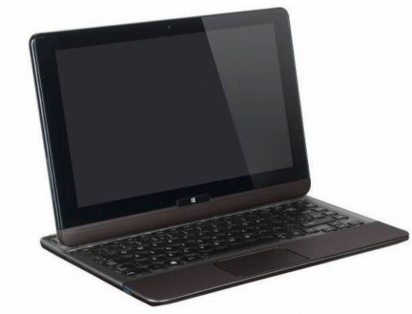Toshiba Satellite U920T, un convertible con Windows 8 30