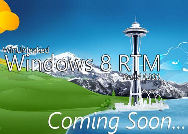 Windows 8 ya es 'Gold' 27