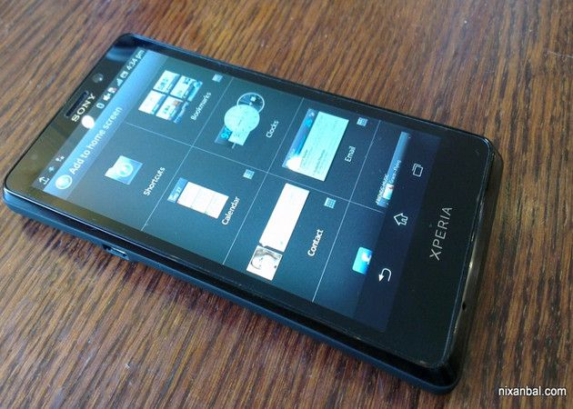 Sony Xperia T desnudado antes del IFA 28