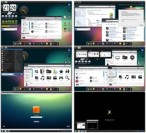 Android Jelly Bean Skin pack 31
