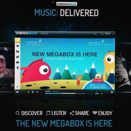 Megabox: sucesor musical de MegaUpload de la mano de Dotcom 30