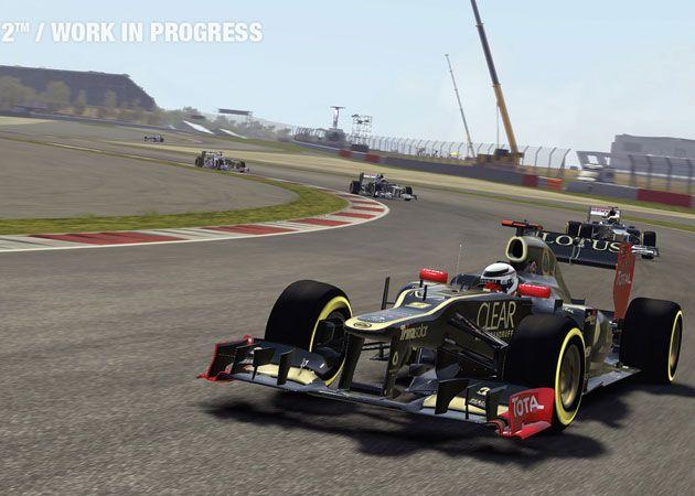 F1 2012, Codemasters muestra el nuevo Modo Campeones en vídeo 29