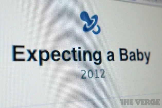 """Facebook añade a sus Timeline el evento """"Esperando un bebé"""" 31"""