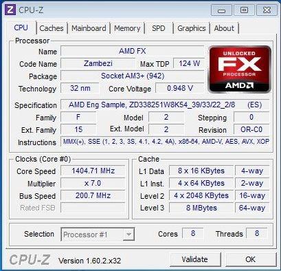 Benchmark del futuro procesador AMD FX-8350 30