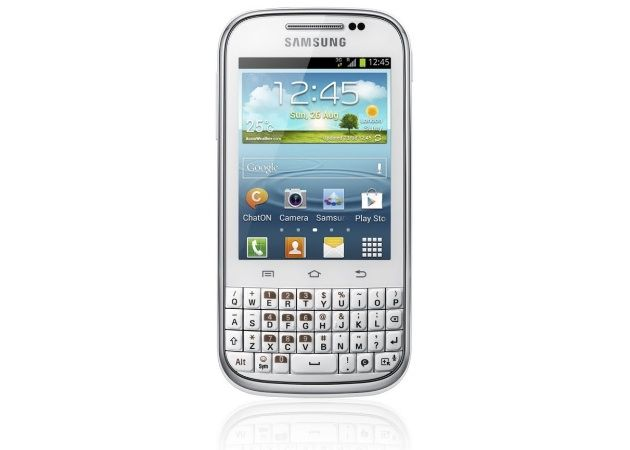 Samsung Galaxy Chat 29