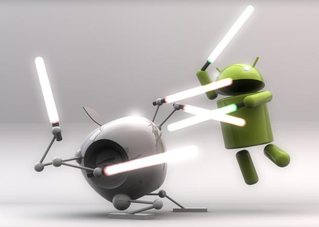 Google entra en escena y, Motorola mediante, demanda a Apple