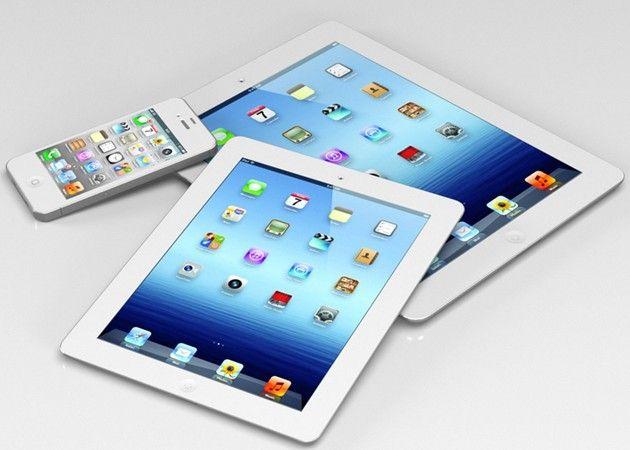 ¿Cuánto le costaría a Apple fabricar un iPad mini? 27