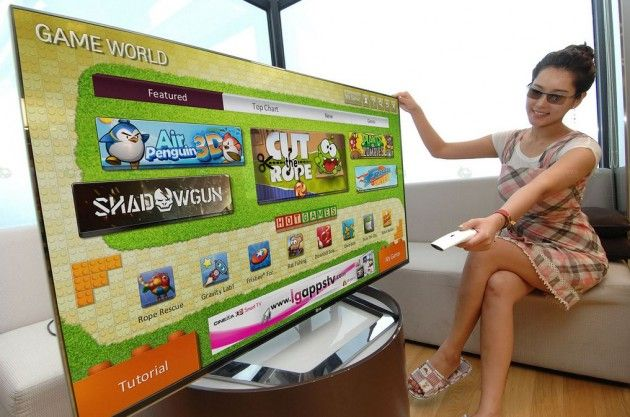 Game World, los videojuegos llegan a las LG SmartTV 31
