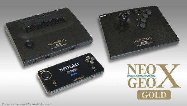 NEOGEO X GOLD, confirmada para el 6 de diciembre de 2012 29