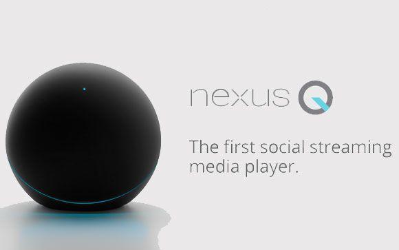 Nexus Q se retrasa 34
