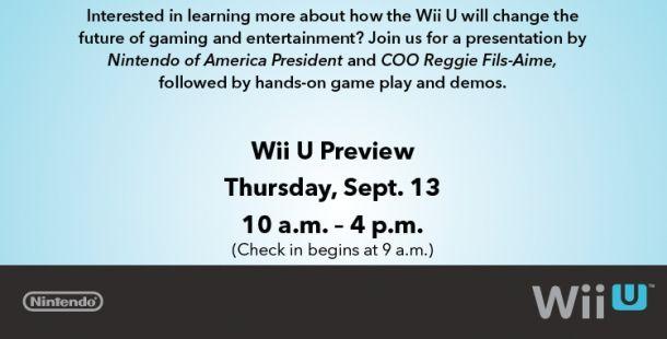 Evento Nintendo el 13 de septiembre: precio, juegos y lanzamiento de Wii U 29