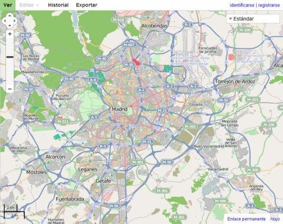 OpenStreetMap sigue conquistando el mundo