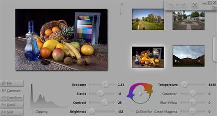 Pholor Express 1.0, editor de fotografía potente y gratuito 35