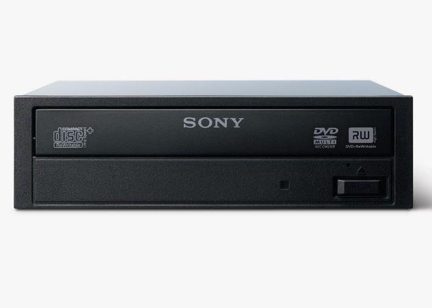 Sony dejará de fabricar unidades ópticas para PC