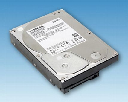 Toshiba se sube al carro de los discos duros de 3 Tbytes