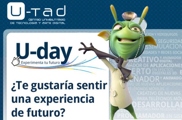 ¡Apúntate a los U-day de septiembre y elige tu futuro profesional!