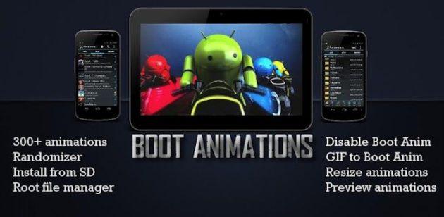Cómo cambiar la animación de arranque de tu Android