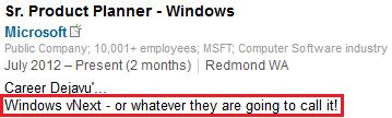 Windows 9 ya en desarrollo 45