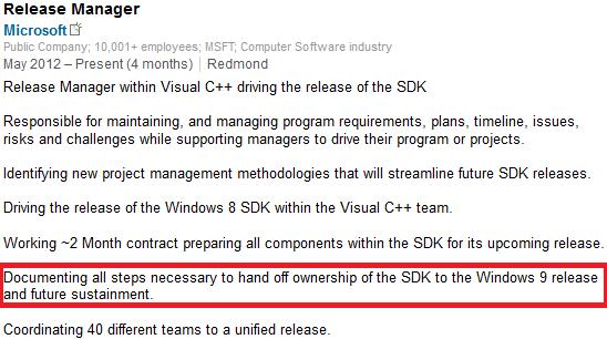 Windows 9 ya en desarrollo 41