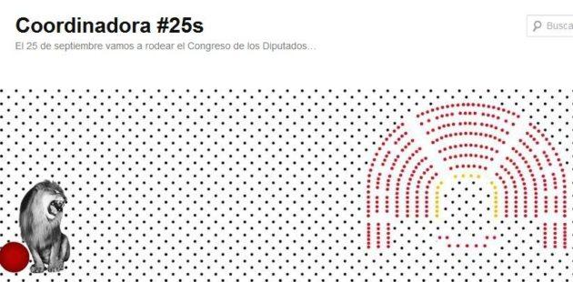Anonymous sí 'Ocupará el Congreso' en solidaridad con el 25S 28