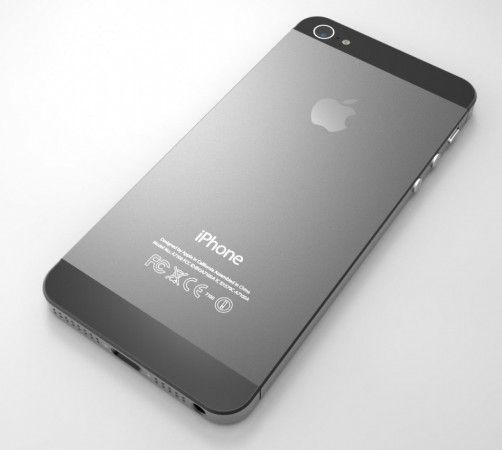 Se deja entrever una maqueta final de iPhone 5 en IFA 2012 28