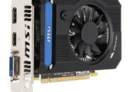 MSI anuncia su gráfica Radeon HD 7750 OC V2 33