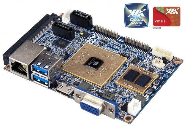 VIA EPIA P-910, placa Pico-ITX con chip quad-core y soporte de vídeo 3D 28