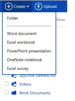 Microsoft añade papelera de reciclaje y encuestas Excel en SkyDrive 35