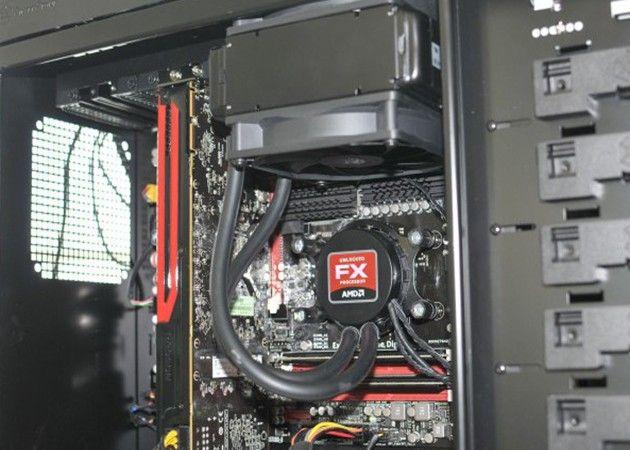 AMD muestra el FX-8350 a 5 GHz y los Trinity a 4 GHz 30
