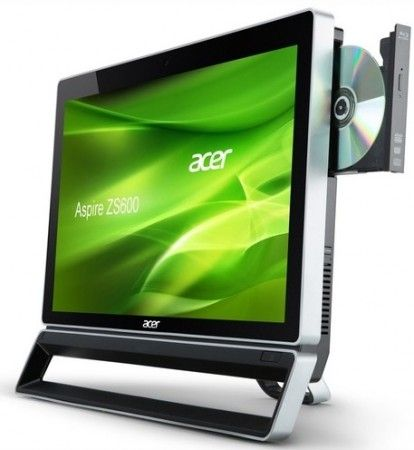 Acer Aspire ZS600, AIO 23 pulgadas y Windows 8 32