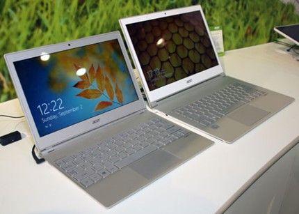 Ultrabooks, portátiles y tablets Acer con Windows 8 llegan a Europa 30