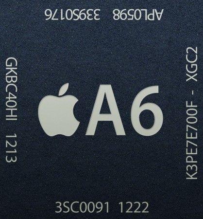Apple A6 tiene una GPU triple-core 29