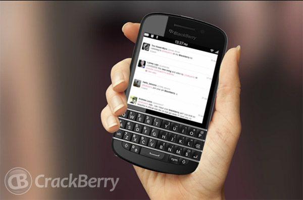 BlackBerry 10 con teclado físico, primeras imágenes 29